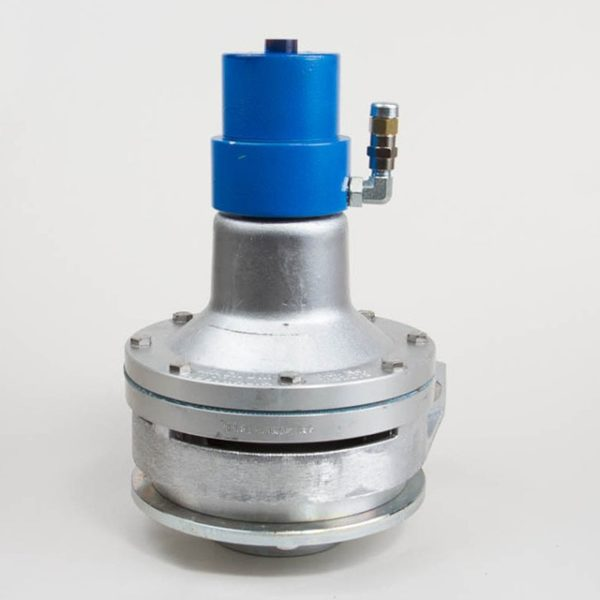 3inch Single Acting Hydraulic Spray Valve From Slight Angle
