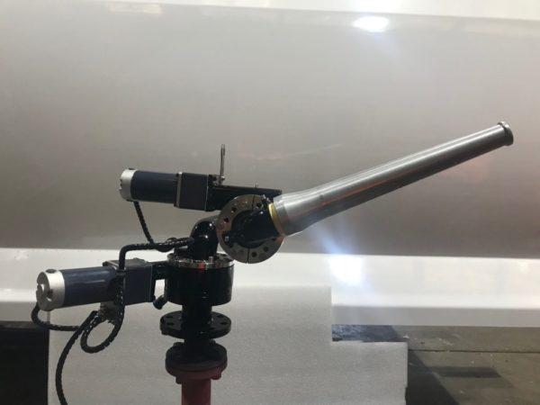 Rm65e 360 Celectric Remote Monitor 360 Degrees Hose