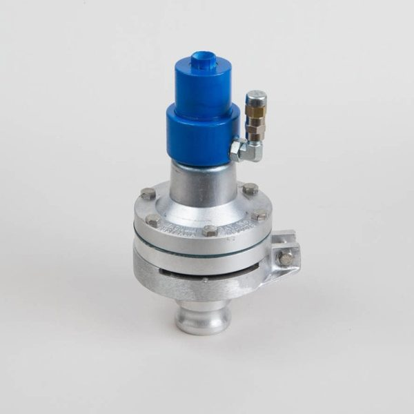 Mmvb H 021.5 Single Acting Hydraulic Valve From Top
