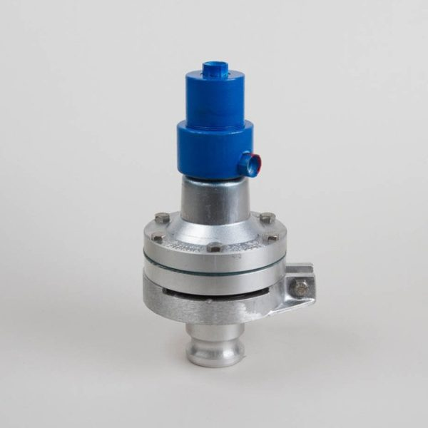 Mmvb H Da1.5 Double Acting Hydraulic Valve On Angle