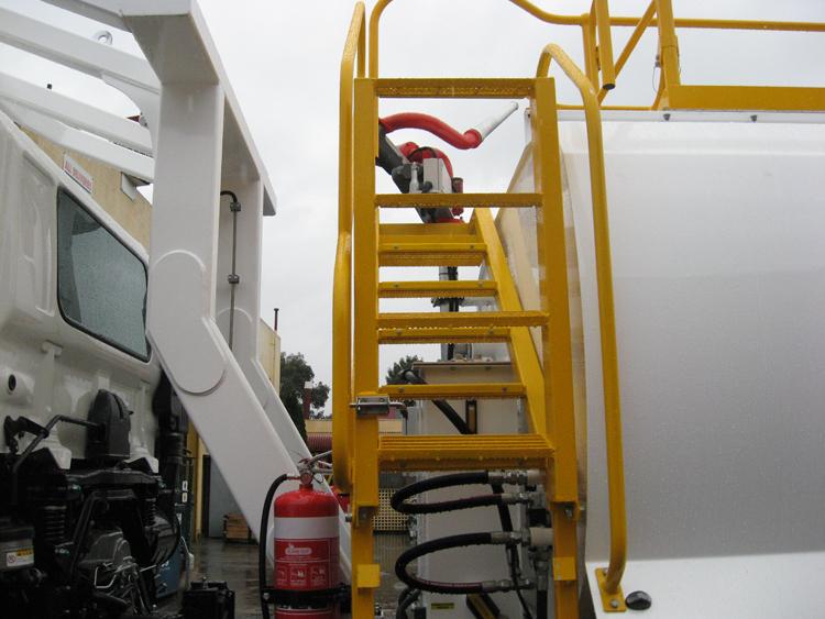 Magnumaustralia Gallery Magnum Truck Siderail