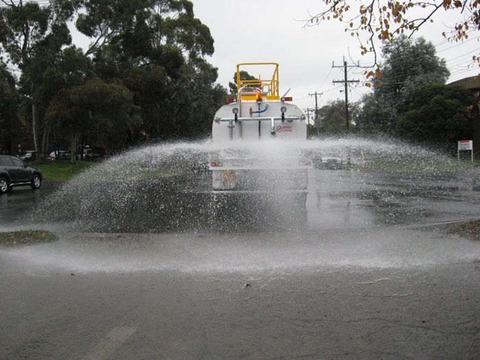Magnumaustralia Gallery Watertruckstank Water Dispersal