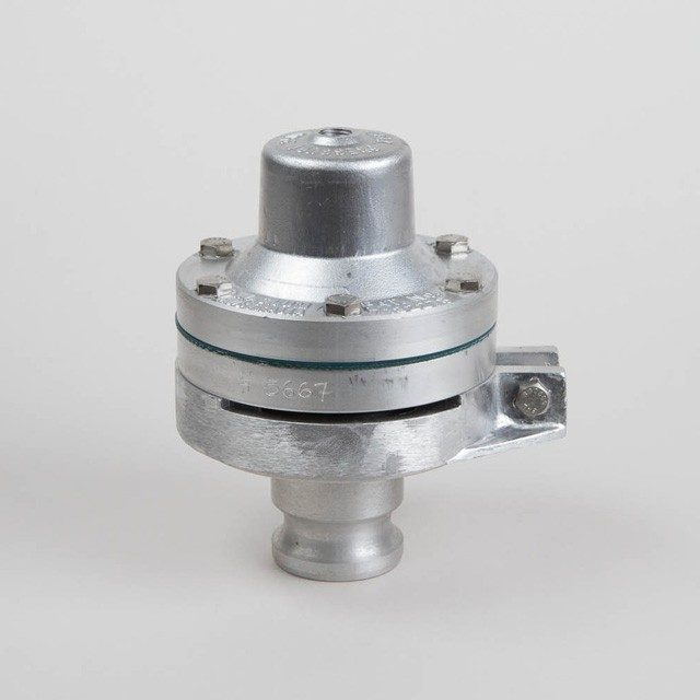 Mmvbspray Head Valve Camlock From Side